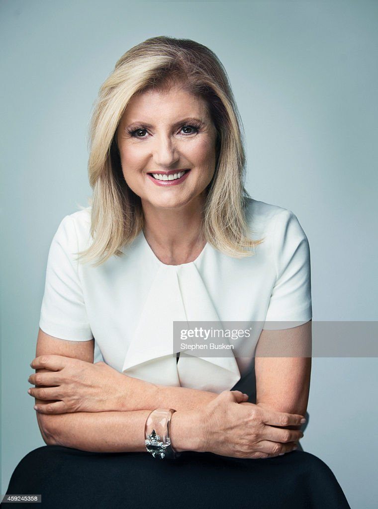 Arianna Huffington, New York Moves, November 1, 2014