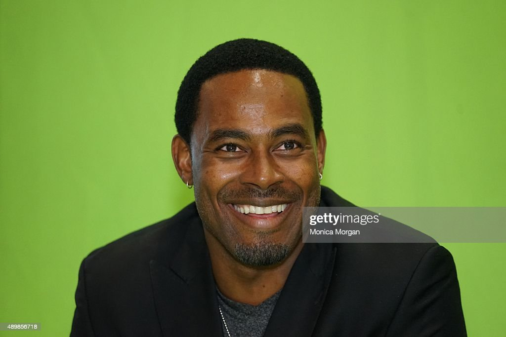 Author and Education Activist Lamman Rucker at the 45th Annual Legislative Conference Congressional Black Caucus at Walter E. Washington Convention Center on September 17, 2015 in Washington, DC.