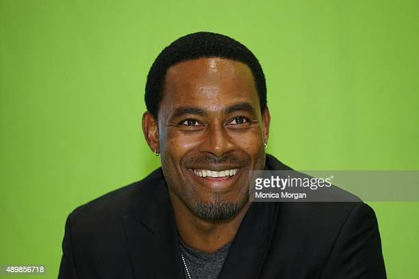 Author and Education Activist Lamman Rucker at the 45th Annual Legislative Conference Congressional Black Caucus at Walter E Washington Convention...