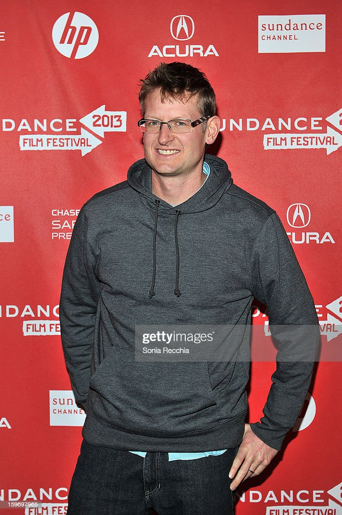 Author and environmentalist Mark Lynas attends the 'Pandora's Promise' premiere at Prospector Square during the 2013 Sundance Film Festival on January 18, 2013 in Park City, Utah.
