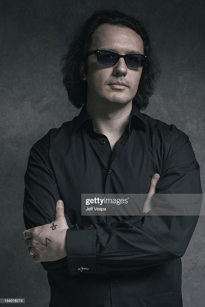 Author and ex-inmate Damien Echols is photographed at the Toronto Film Festival for Self Assignment on October 8, 2012 in Toronto, Ontario.