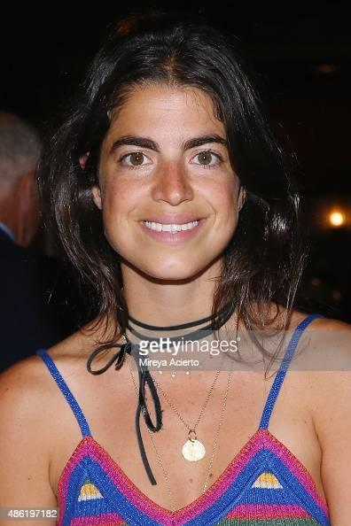 Author and fashon blogger Leandra Medine attends Marisa Acocella Marchetto's 'Ann Tenna' book launch party at Da Silvano on September 1 2015 in New...