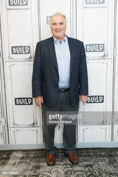 Author and filmmaker Walt Wolfram discusses the Documentary 'Talking Black In America' at Build Studio on June 9 2017 in New York City
