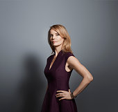 Author and former banker Maureen Sherry is photographed for The Times Magazine on March 8 2016 in New York City
