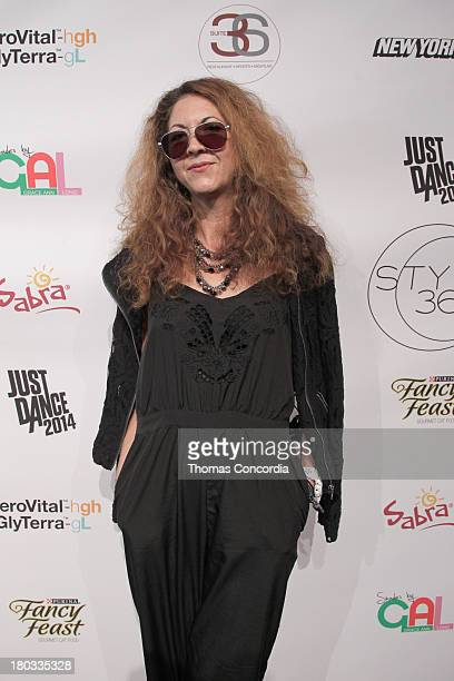 Author at Fashion Daily magazine Brigitte Segura attends Meskita by Alessandra Meskita at the STYLE360 Fashion Pavilion in Chelsea on September 11...