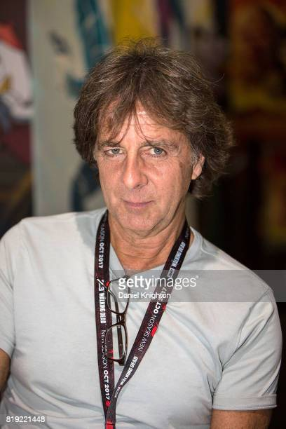 Author Berkeley Breathed of Bloom County attends an autograph session at ComicCon International 2017 Preview Night at San Diego Convention Center on...