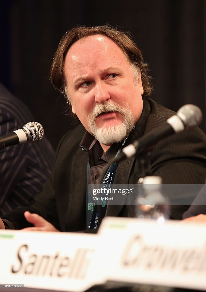 Author Bill Flanagan speaks onstage at 50 Years of the Beatles during the 2013 SXSW Music, Film + Interactive Festival at Austin Convention Center on March 14, 2013 in Austin, Texas.