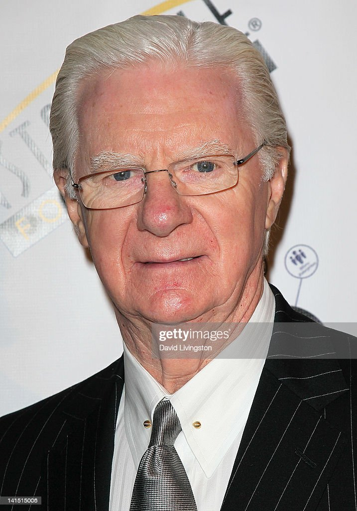 Author Bob Proctor attends the 3rd annual Unstoppable Gala at the Millennium Biltmore Hotel on March 17, 2012 in Los Angeles, California.