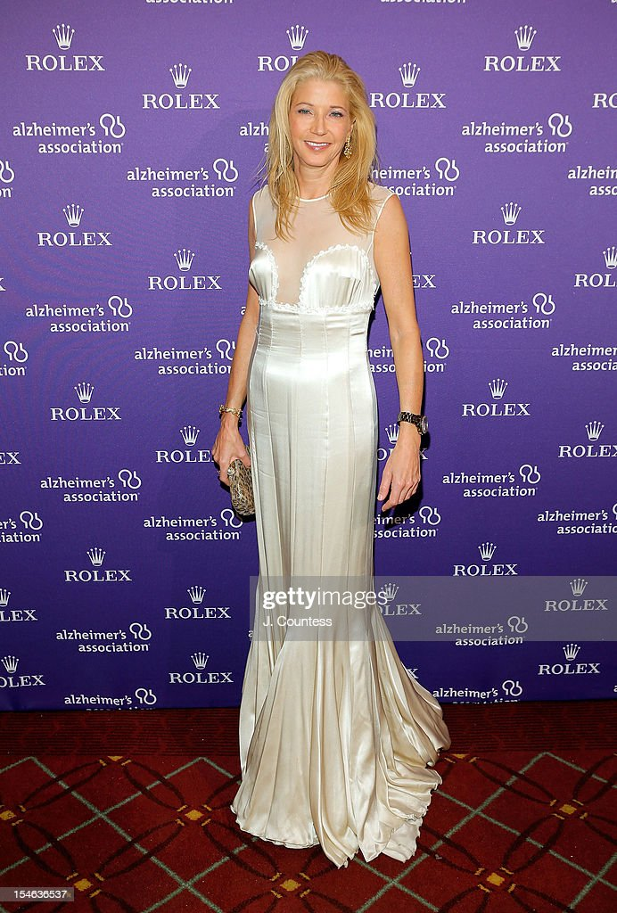 Author Candace Bushnell attends the 2012 Alzheimer Association Rita Hayworth Gala at The Waldorf Astoria on October 23, 2012 in New York City.