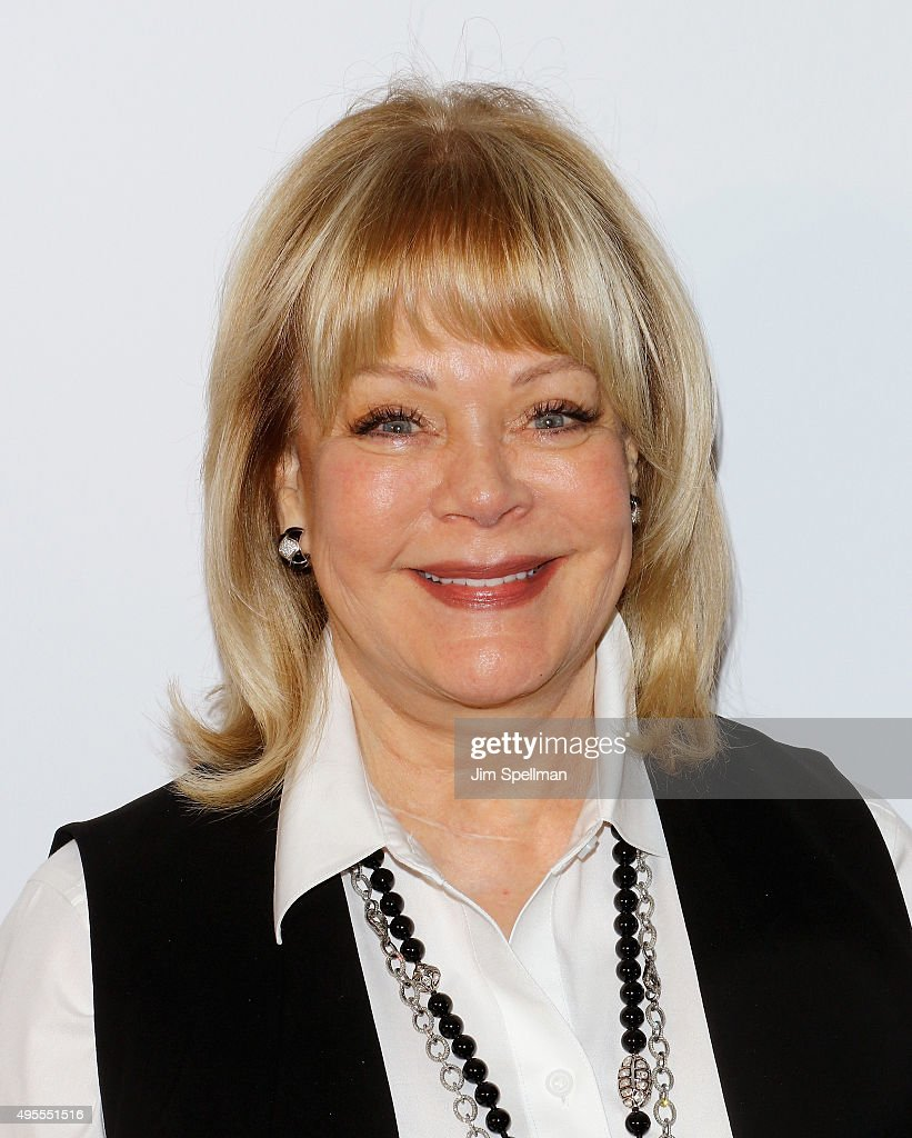 Author Candy Spelling attends the USA Network hosts the premiere of 'Donny!' at The Rainbow Room on November 3, 2015 in New York City.