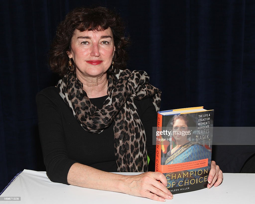 Author Cathleen Miller attends the 2013 Book Expo America on day one at Jacob Javits Center on May 30, 2013 in New York City.