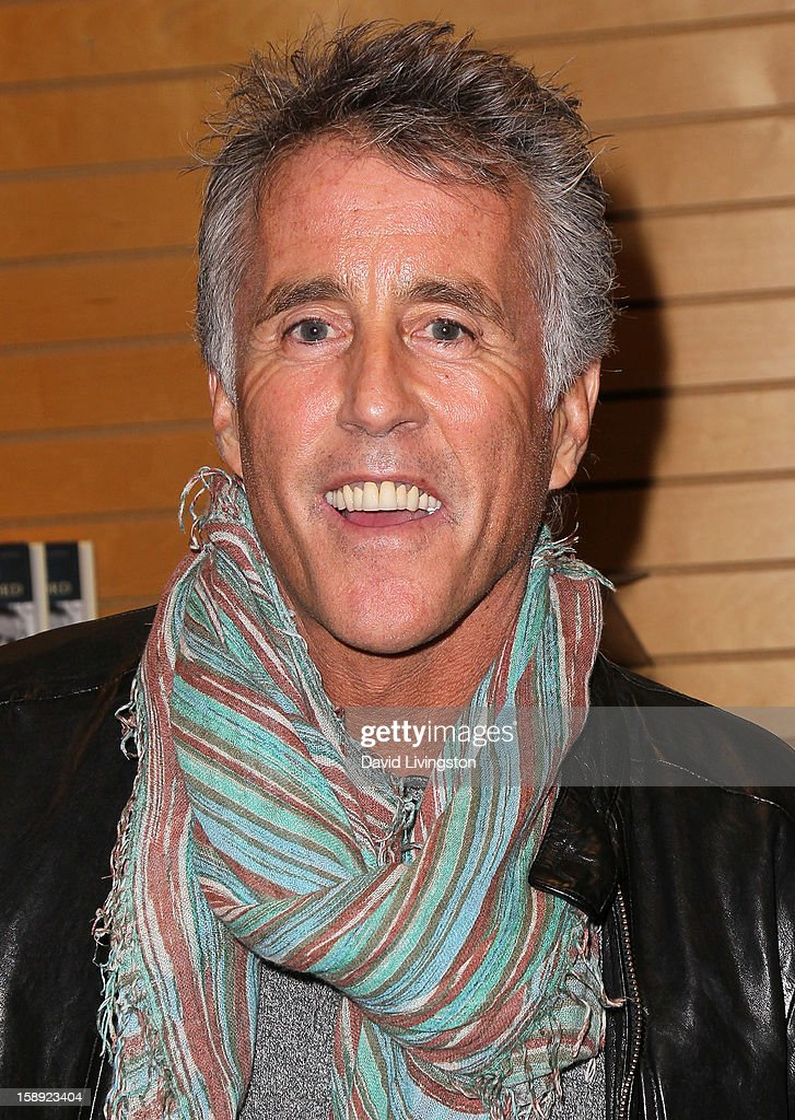 Author Christopher Kennedy Lawford attends a signing for his book 'Recover to Live: Kick Any Habit, Manage Any Addiction' at Barnes & Noble 3rd Street Promenade on January 3, 2013 in Santa Monica, California.