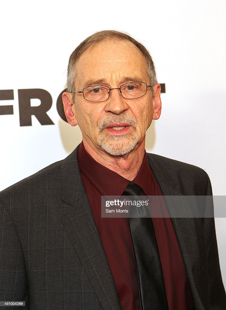 Author Chuck Logan arrives at the Las Vegas premiere of Open Road Films''Homefront' at Planet Hollywood Resort & Casino on November 20, 2013 in Las Vegas, Nevada. The movie opens nationwide in the United States on November 27.
