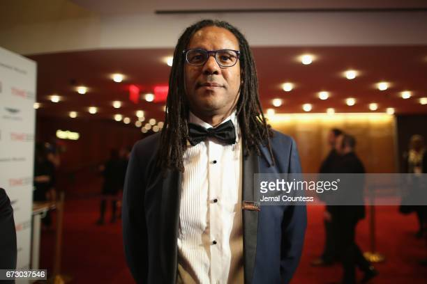Author Colson Whitehead attends the 2017 Time 100 Gala at Jazz at Lincoln Center on April 25 2017 in New York City
