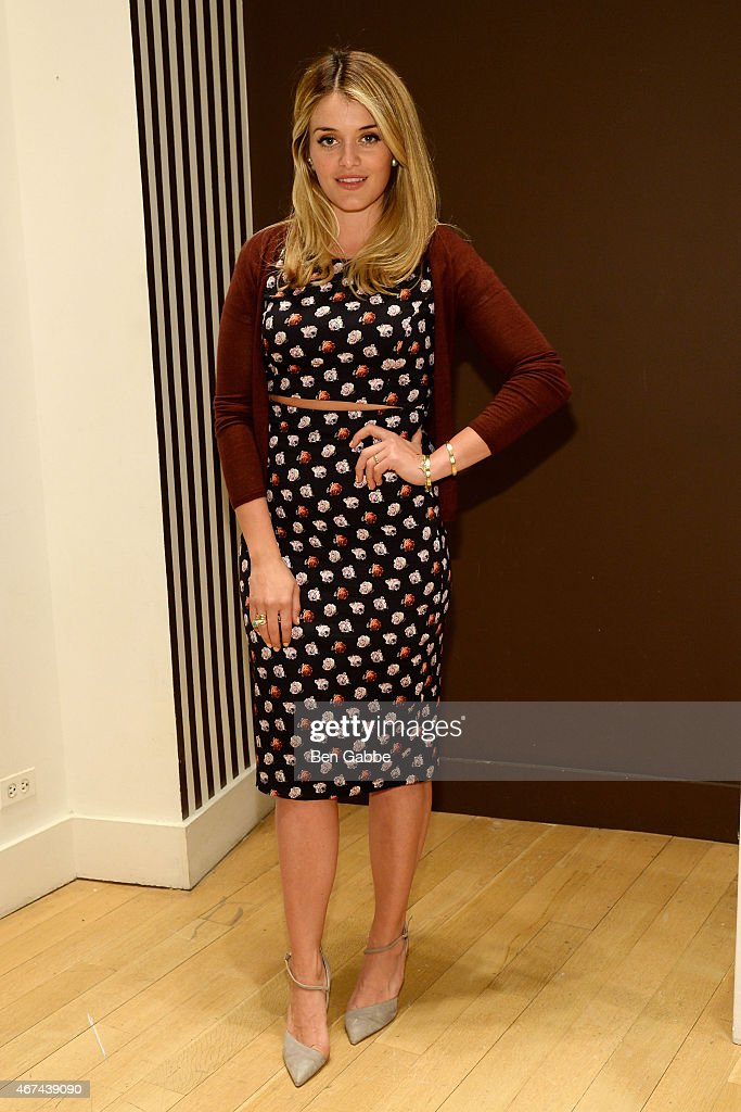 An Evening At Henri Bendel With Nicole Lapin And  Daphne Oz