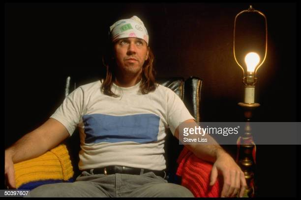 Author David Foster Wallace