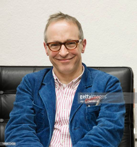 Author David Sedaris is photographed at the Sundance Film Festival for Los Angeles Times on January 20 2013 in Park City Utah PUBLISHED IMAGE CREDIT...
