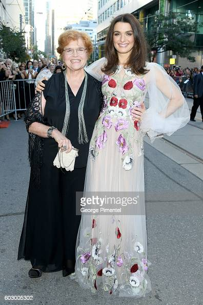 Author Deborah Lipstadt and actress Rachel Weisz attend the 'Denial' premiere during the 2016 Toronto International Film Festival at Princess of...