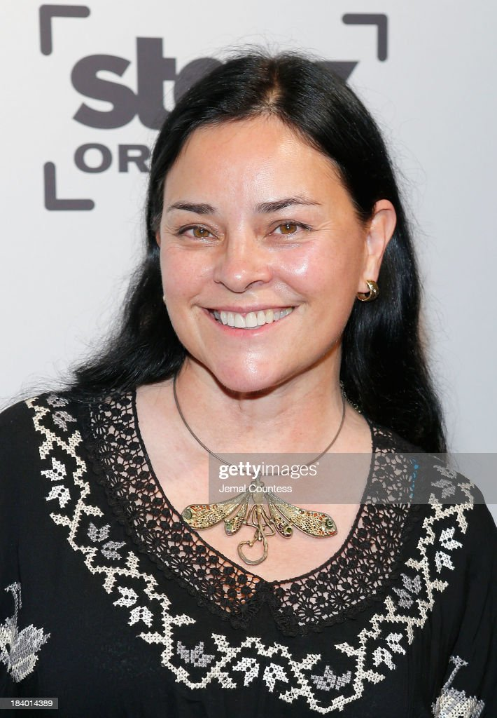 Author Diana Gabaldon attends the Starz Sleep No More Event at The McKittrick Hotel on October 10, 2013 in New York City.