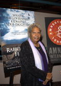 Author Doris Pilkington Garimara during 'RabbitProof Fence' Screening at Simon Wiesenthal Center in Los Angeles California United States