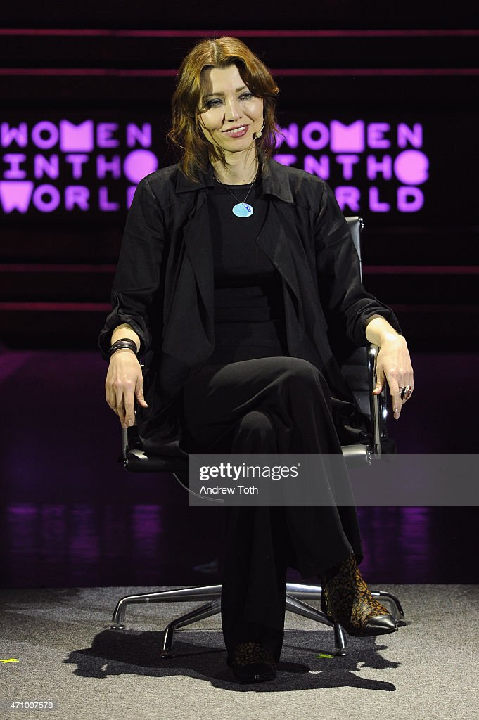 Women In The World Summit Held In New York