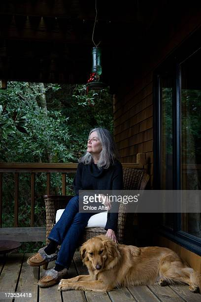 Author Elizabeth Berg is photographed for Chicago Tribune on May 11 2013 in San Francisco California ON DOMESTIC EMBARGO UNTIL AUGUST 15 2013 ON...