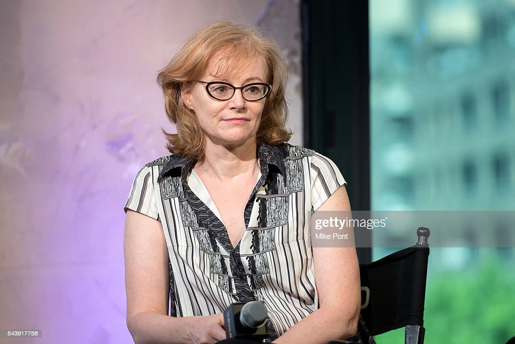 Author Eloisa James attends the AOL Build Series to discuss the new documentary 'Love Between The Covers' at AOL Studios In New York on June 30, 2016 in New York City.