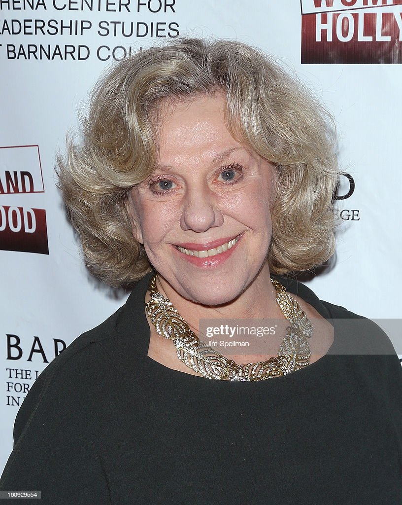 Author Erica Jong attends the 2013 Athena Film Festival Opening Night Reception at The Diana Center At Barnard College on February 7, 2013 in New York City.