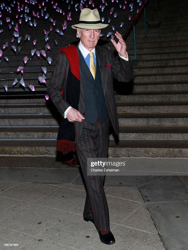 Author Gay Talese attends the Vanity Fair Party during the 2013 Tribeca Film Festival at the State Supreme Courthouse on April 16, 2013 in New York City.