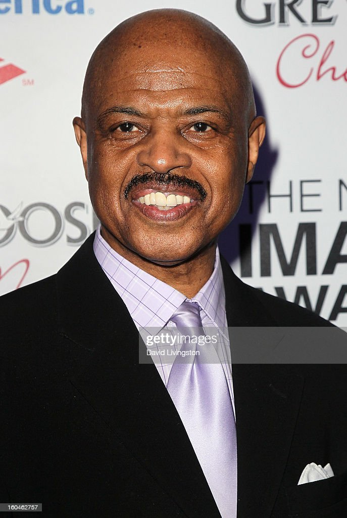 Author Gregory J. Reed attends the NAACP Image Awards Pre-Gala at Vibiana on January 31, 2013 in Los Angeles, California.