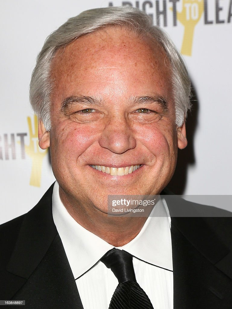 Author Jack Canfield attends the 4th Annual Unstoppable Gala at the Beverly Wilshire Four Seasons Hotel on March 16, 2013 in Beverly Hills, California.
