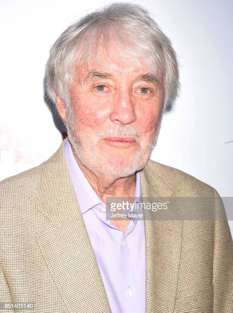 Author James Clarke attends the Premiere Of Epic Pictures Releasings' 'Last Rampage' at ArcLight Cinemas on September 21 2017 in Hollywood California