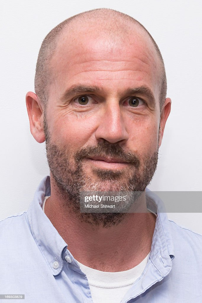 Author <a gi-track='captionPersonalityLinkClicked' href=/galleries/search?phrase=James+Frey&family=editorial&specificpeople=787973 ng-click='$event.stopPropagation()'>James Frey</a> attends the Fierce Creativity Art Exhibition Reception at The Flag Art Foundation on May 22, 2013 in New York City.