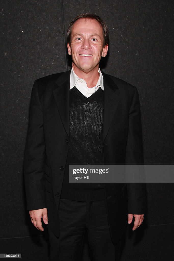 Author James Hester attends The Museum of Modern Art's Jazz Interlude Gala After Party at MOMA on December 12, 2012 in New York City.