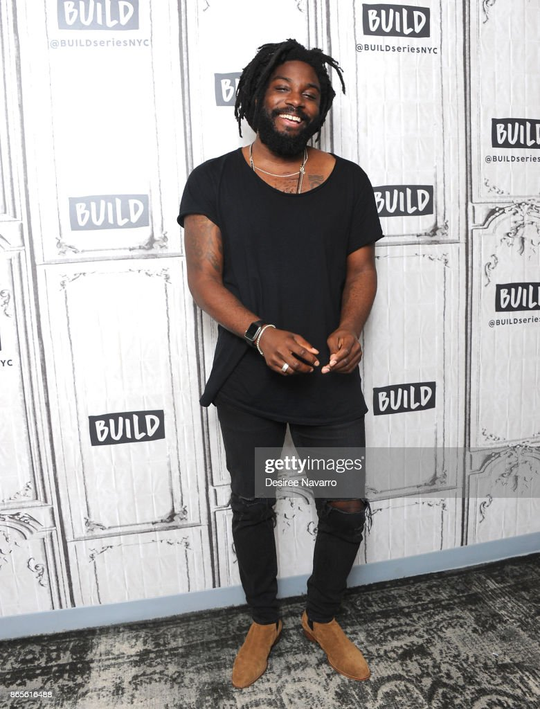 """Build Presents Jason Reynolds Discussing The Book """"Long Way Down"""""""