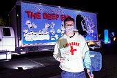 The Deep End Drive-Thru Pool Party Tour