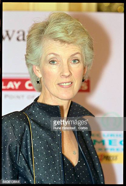 Author Joanna Trollope at the British Book Awards