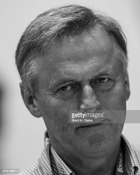 Author John Grisham attends BookExpo America held at the Javits Center on May 29 2015 in New York City