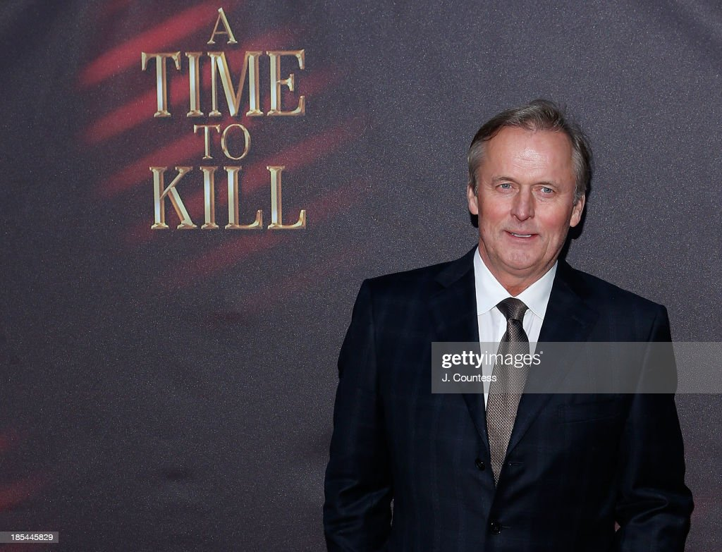 Author John Grisham attends the Broadway opening night of 'A Time To Kill' at The Golden Theatre on October 20, 2013 in New York City.