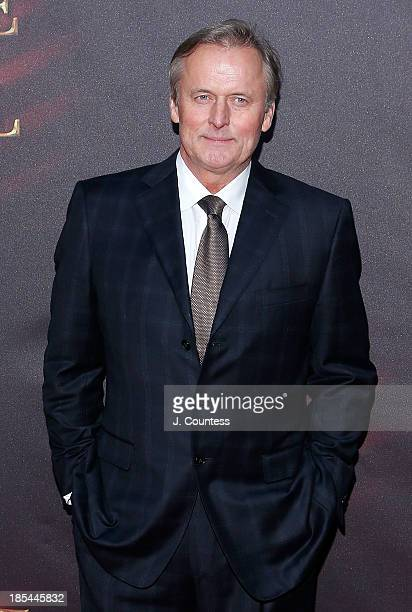 Author John Grisham attends the Broadway opening night of 'A Time To Kill' at The Golden Theatre on October 20 2013 in New York City