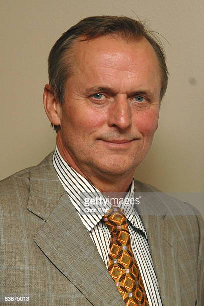 Author John Grisham attends the Innocence Project fundraiser at the Armstrong Ballroom in the Sheraton New Orleans on October 21 2008 in New Orleans...