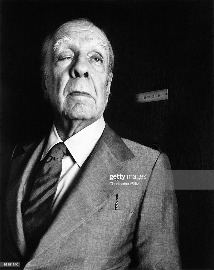 jorge luis borges the blind man The book jorge luis borges, jason wilson is published by reaktion books  but the borges of popular imagination is the blind, lauded librarian and man of letters.