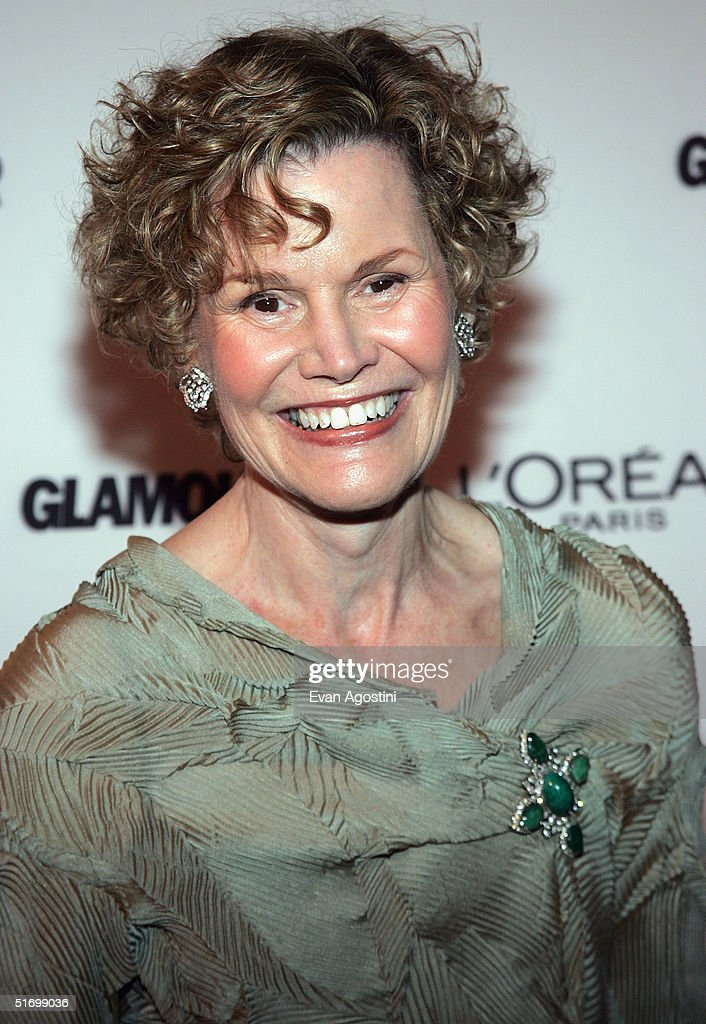Author Judy Blume attends the 15th Annual Glamour 'Women of the Year' Awards at the American Museum of Natural History November 8, 2004 in New York City.