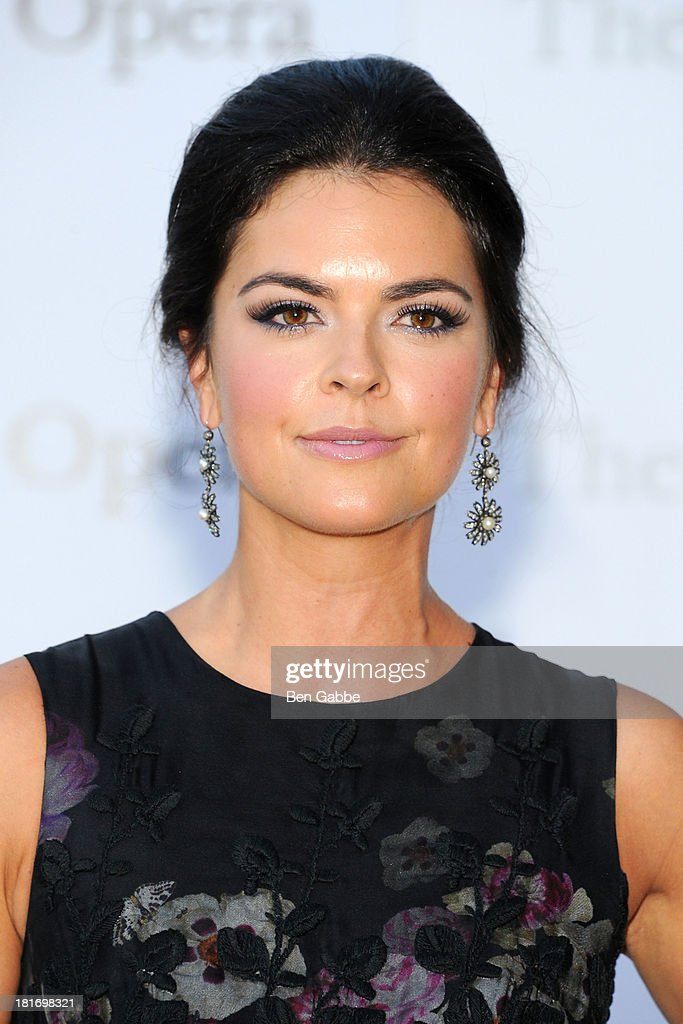 Author Katie Lee attends the Metropolitan Opera season opening production of 'Eugene Onegin' at The Metropolitan Opera House on September 23, 2013 in New York City.