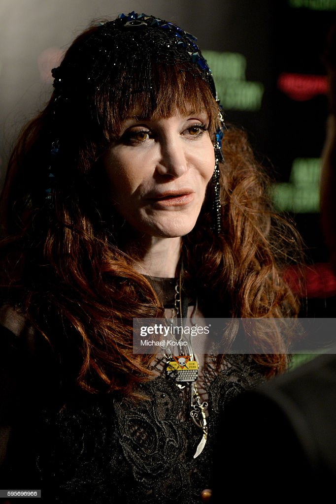 Author Laura Albert attends the Los Angeles Premiere of 'Author The JT Leroy Story' at NeueHouse Hollywood on August 25 2016 in Los Angeles California