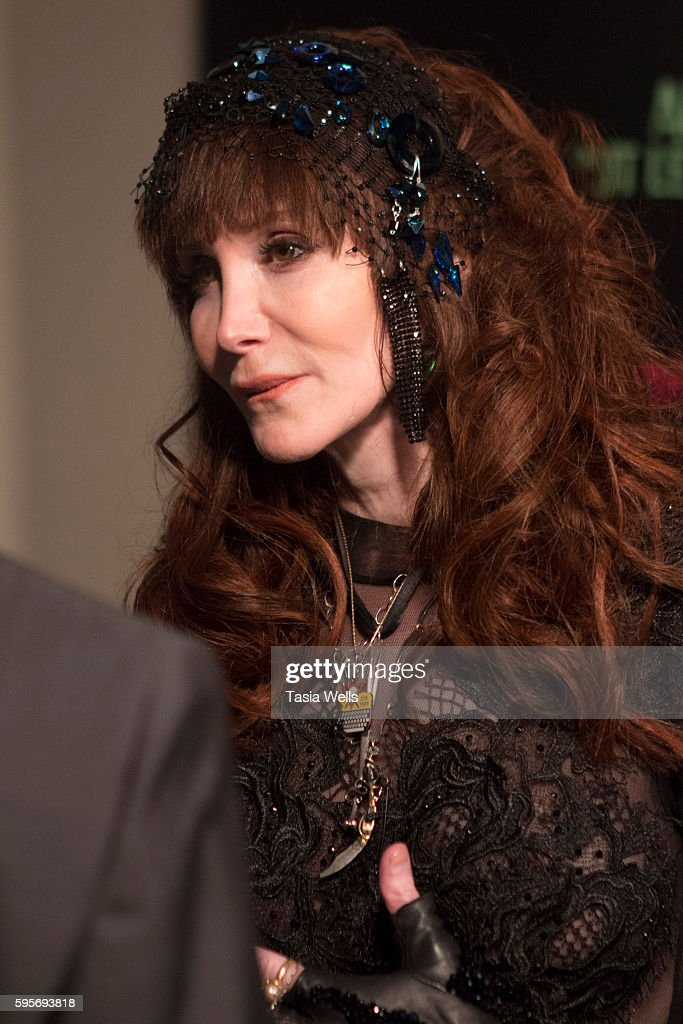 Author Laura Albert attends the premiere of Amazon Studios' 'Author The JT Leroy Story' at NeueHouse Hollywood on August 25 2016 in Los Angeles...