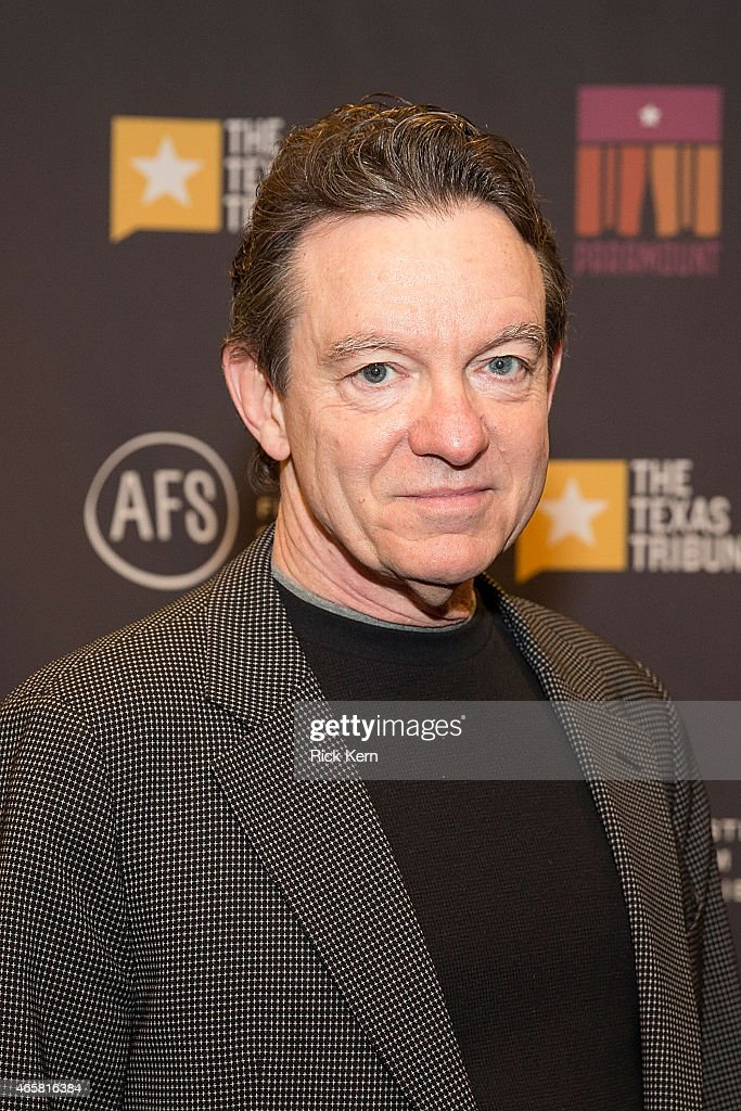 Author Lawrence Wright attends a special screening of 'Going Clear: Scientology and the Prison of Belief' at the Paramount Theatre on March 10, 2015 in Austin, Texas.