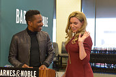 "Leslie Odom Jr. Celebrates New Book ""Mr"""