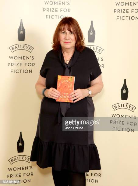 Author Linda Grant shortlisted for the 2017 Baileys Women's Prize for Fiction for 'The Dark Circle' ahead of tonights winner annoucement at the Royal...