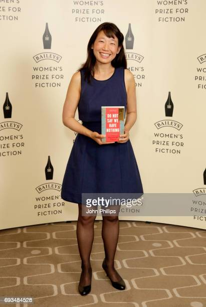 Author Madeleine Thien shortlisted for the 2017 Baileys Women's Prize for Fiction for 'Do Not Say We Have Nothing' ahead of tonights winner...